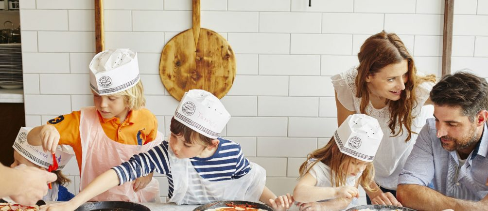 Book A Pizza Making Party With Pizza Express Baxter Gate